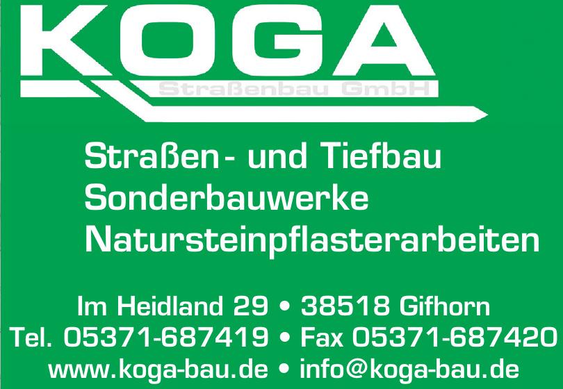 Koga Straßenbau GmbH