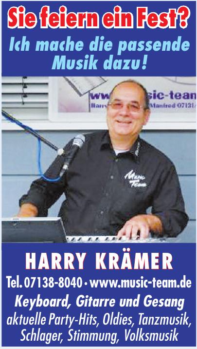 Harry Krämer