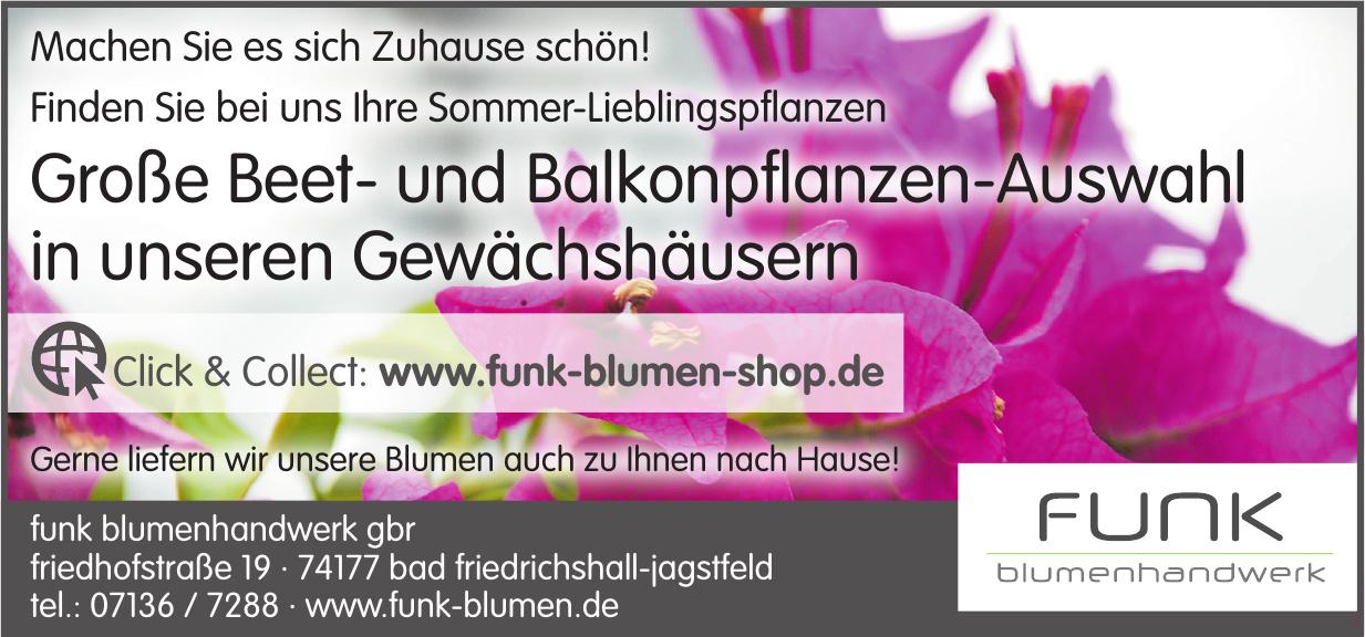 Funk Blumenhandwerk GbR
