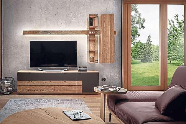 Das Programm Signatura von Wimmer Wohnkollektionen strahlt Wärme und Natürlichkeit aus. FOTO: WIMMER WOHNKOLLEKTIONEN