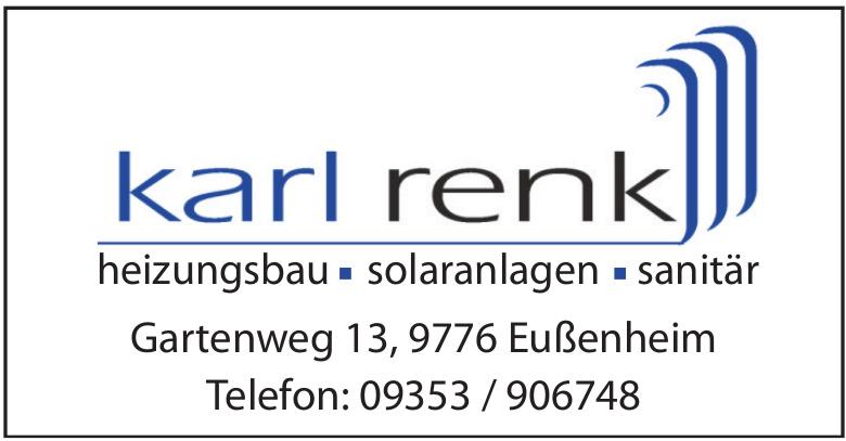 Karl Renk Heizung