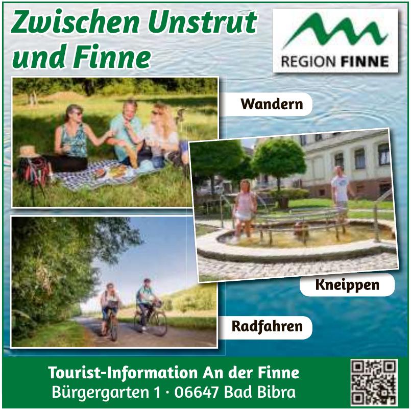 Tourist-Information An der Finne