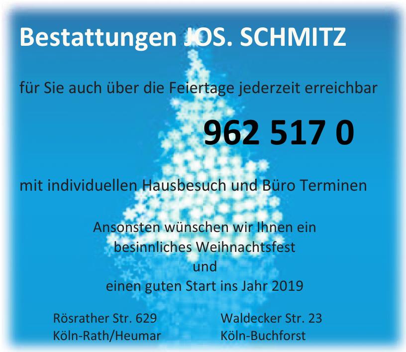 Bestattungen Jos. Schmitz