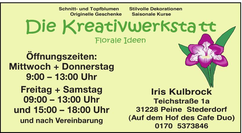 Die Kreativwerkstatt Florale Ideen