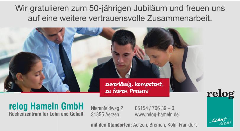 relog Hameln GmbH