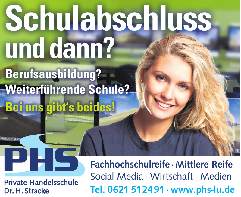 PHS Private Handelsschule Dr. H. Stracke