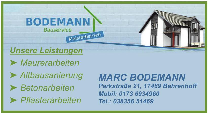 Marc Bodemann