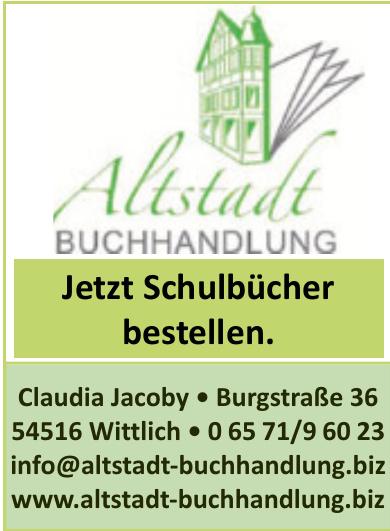Altstadt Buchhandlung