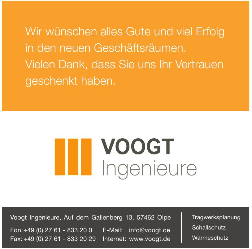Ingenieurbüro Voogt