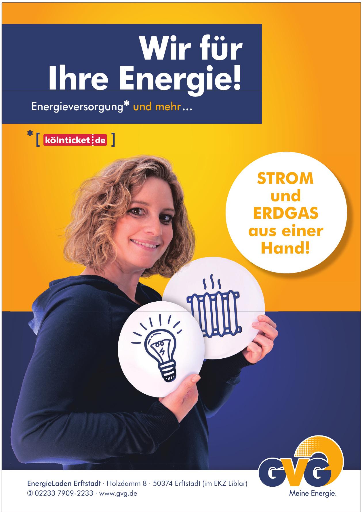 GVG EnergieLaden Erftstadt
