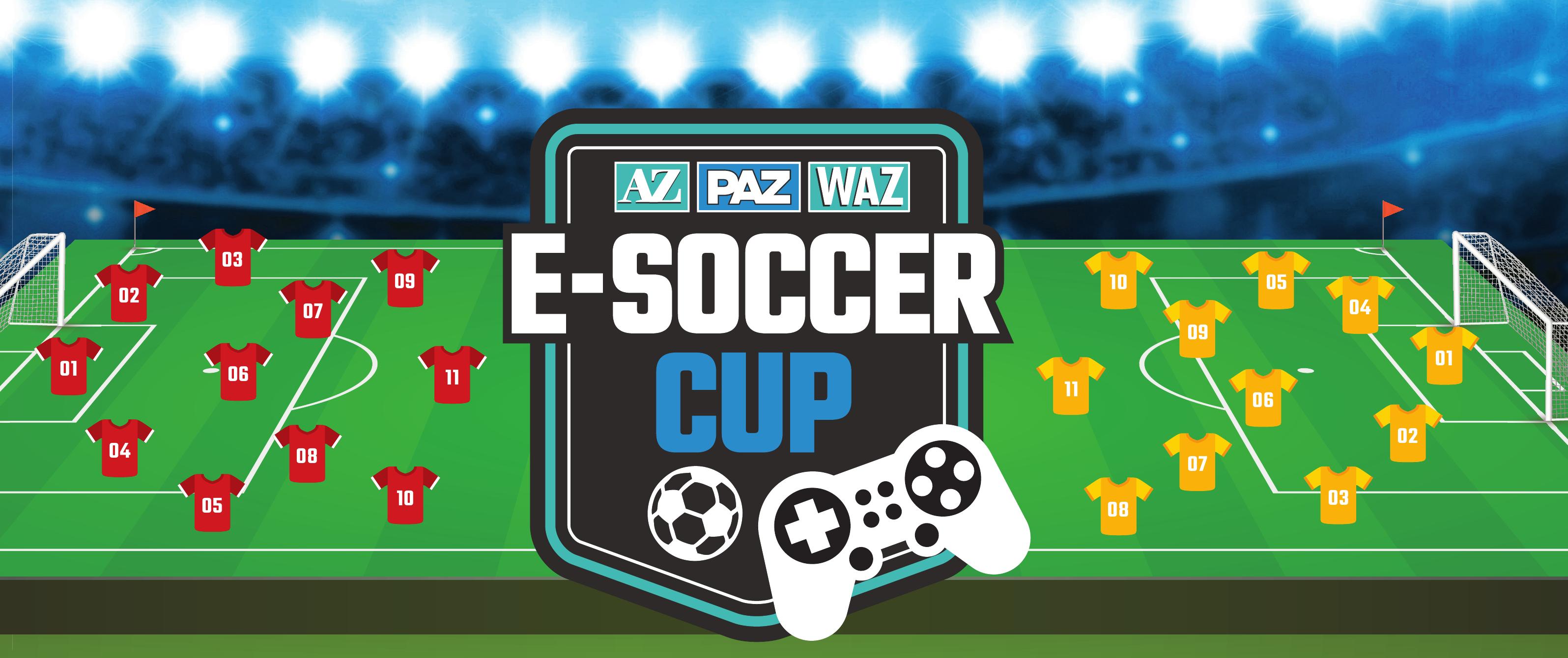 Anpfiff für den E-Soccer-Cup Image 1