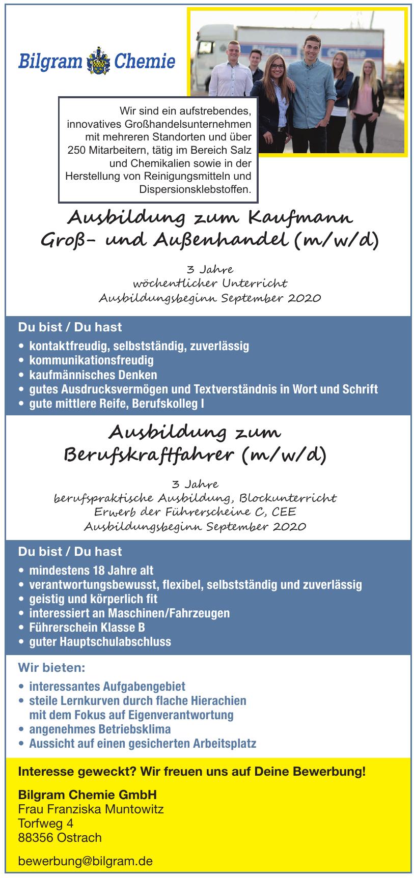 Bilgram Chemie GmbH