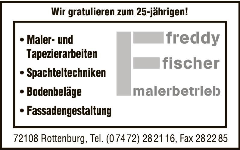 Freddy Fischer Malerbetrieb