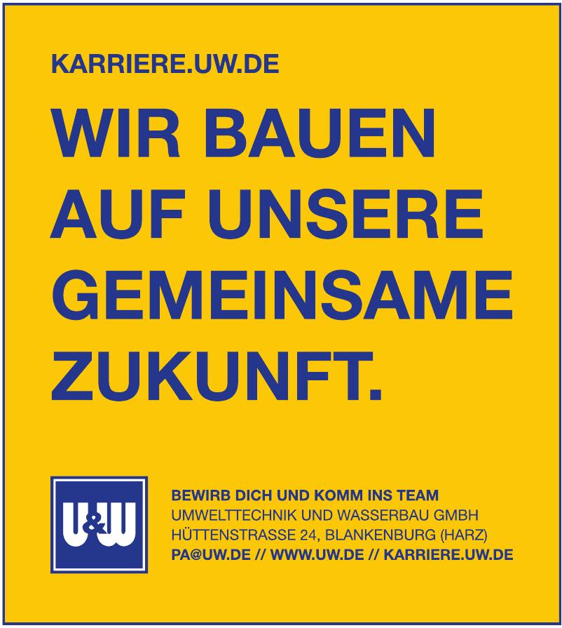 U&W Umwelttechnik und Wasserbau GmbH