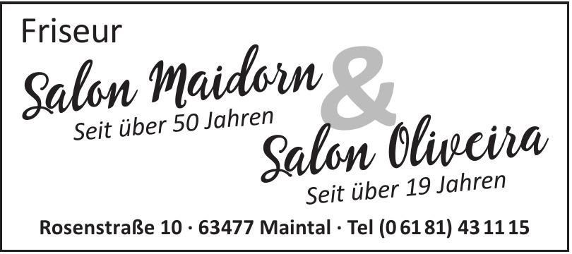 Friseur Salon Maidorn & Salon Oliveira
