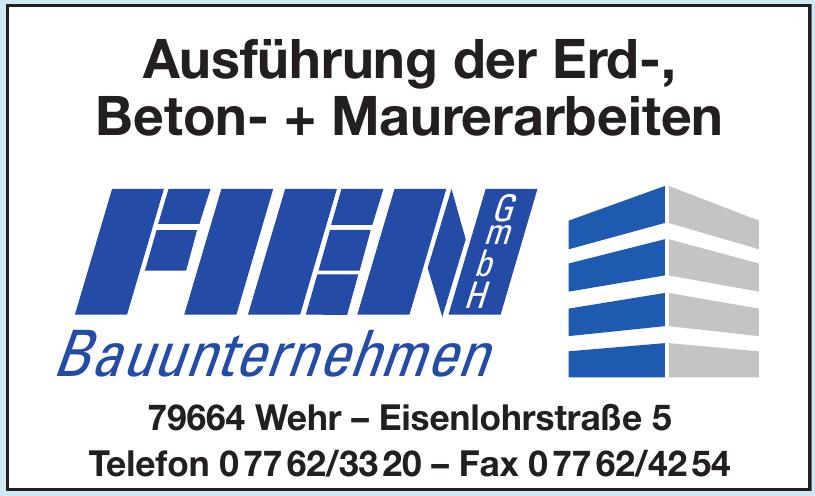 Fien Bauunternehmen GmbH