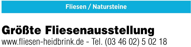 Fliesen Heidbrink Unternehmensprofil Mitteldeutsche Zeitung