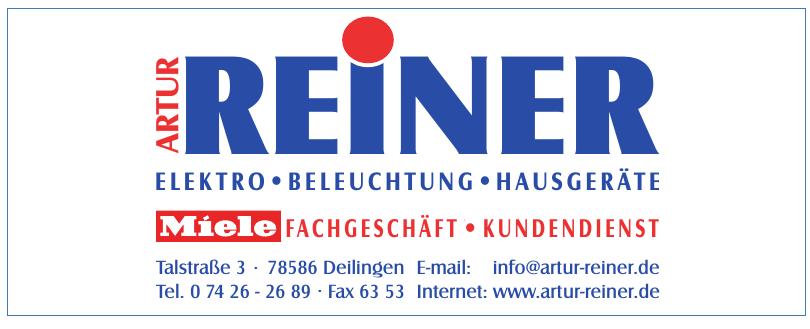 Artur Reiner