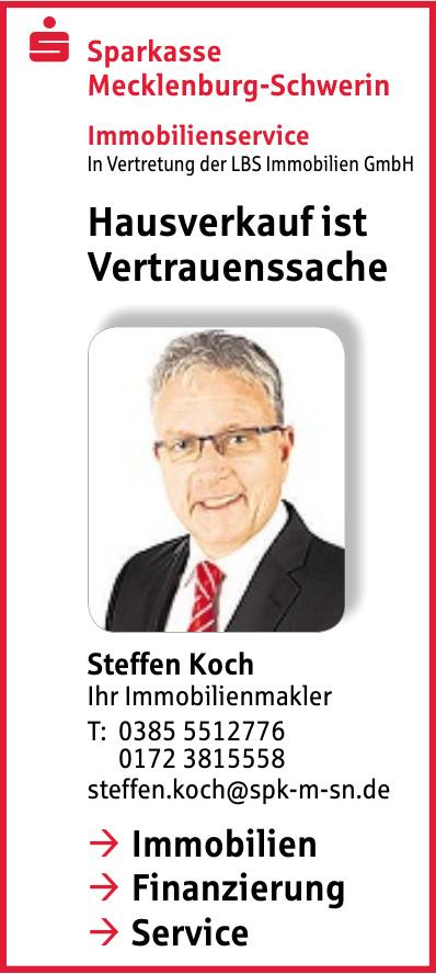 Sparkasse Mecklenburg-Schwerin - Immobilienservice