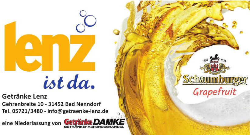 Getränke Lenz