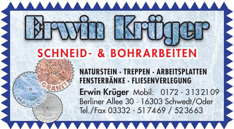 Erwin Krüger