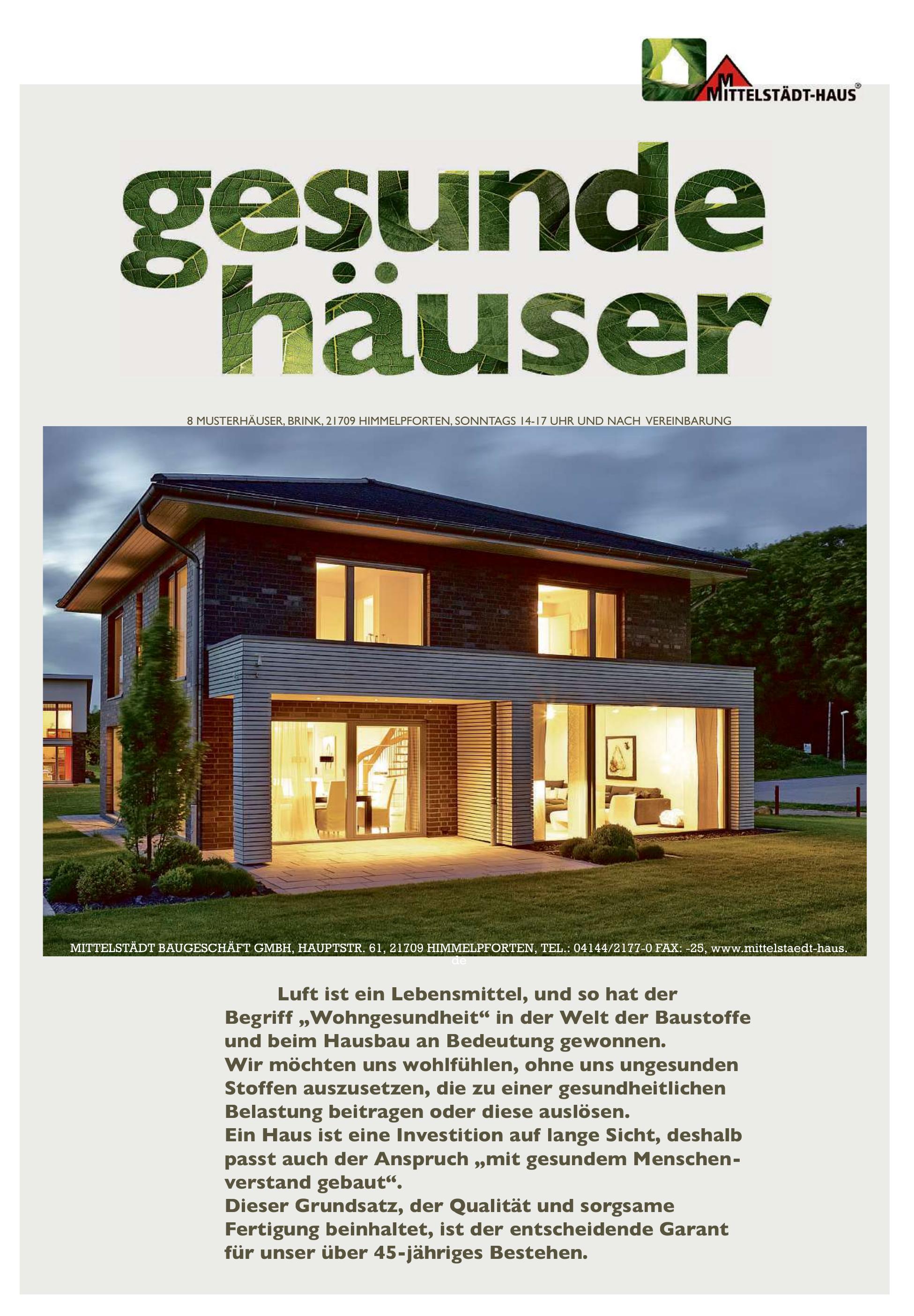 Mittelstädt Baugeschäft GmbH