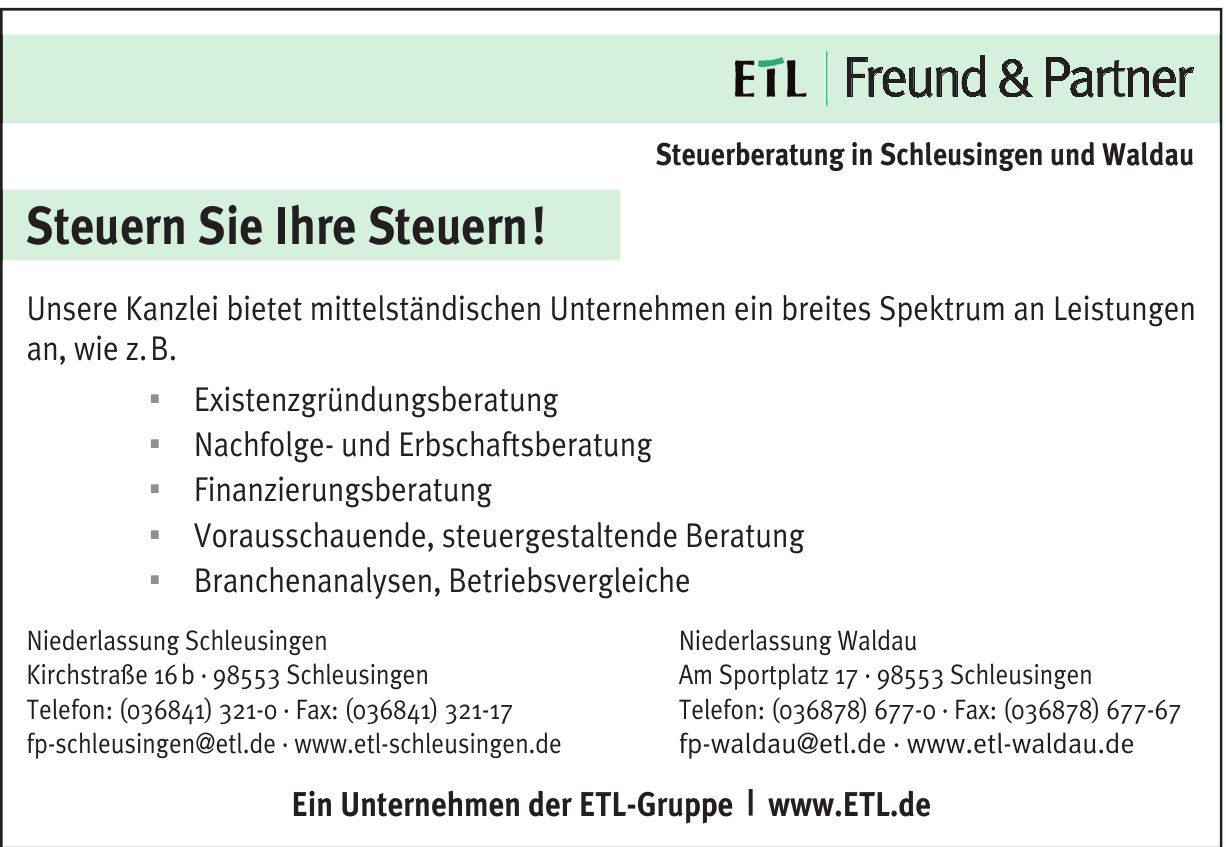 ETL Freund & Partner