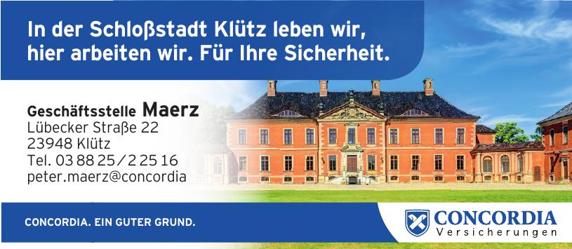 Concordia Versicherungen - Geschäftsstelle Maerz