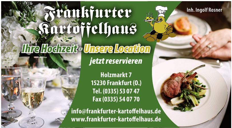 Frankfurter Kartoffelhaus