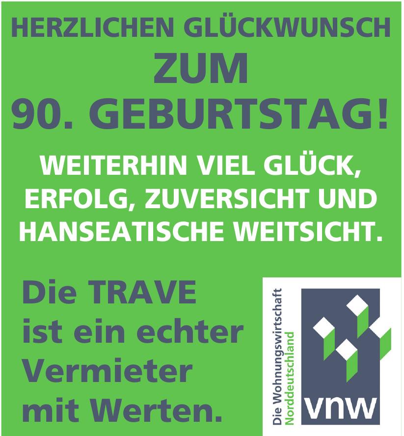 vnw Die Wohnungswirtschaft Norddeutschland