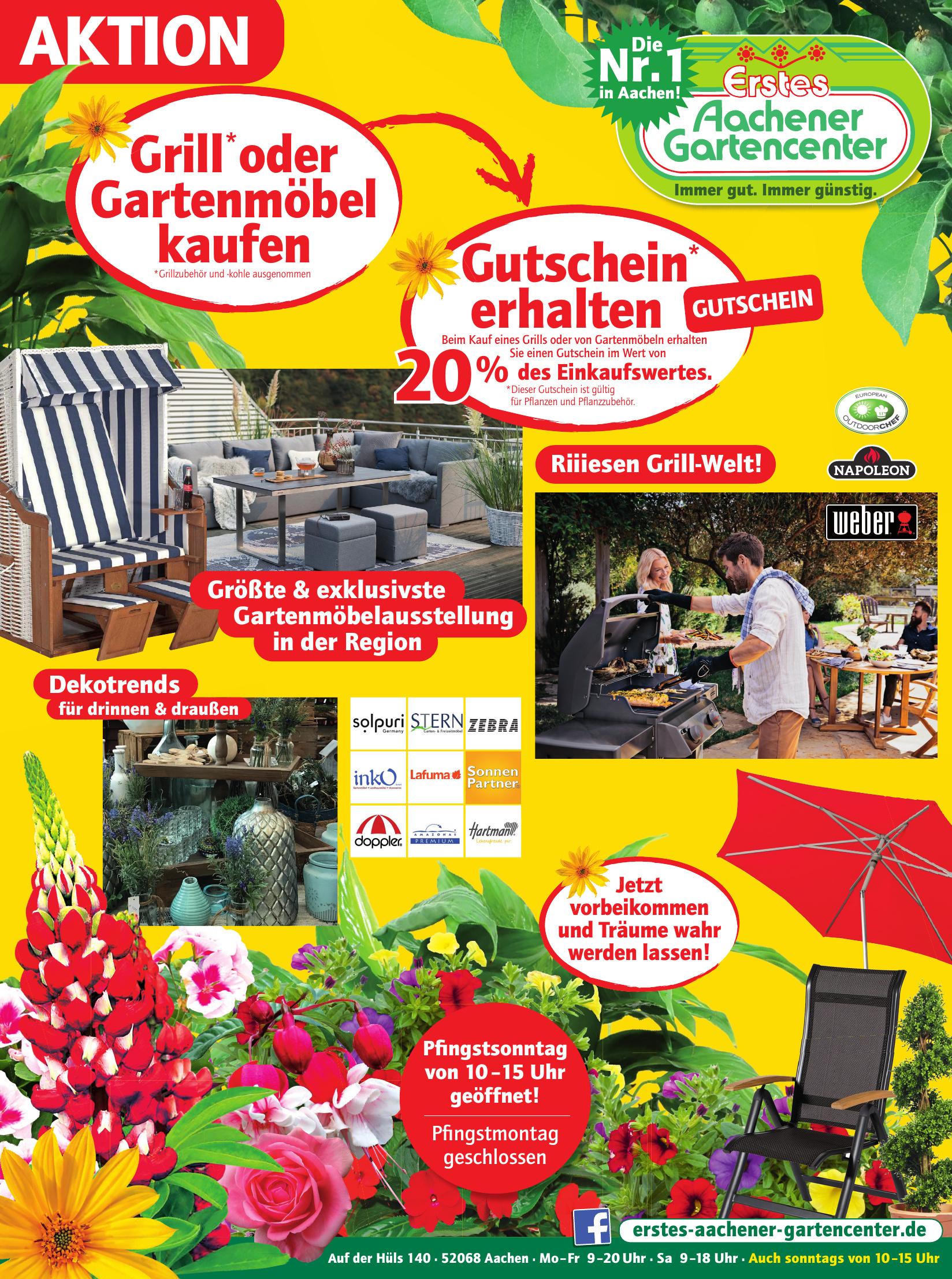 Erstes Aachener Gartencenter