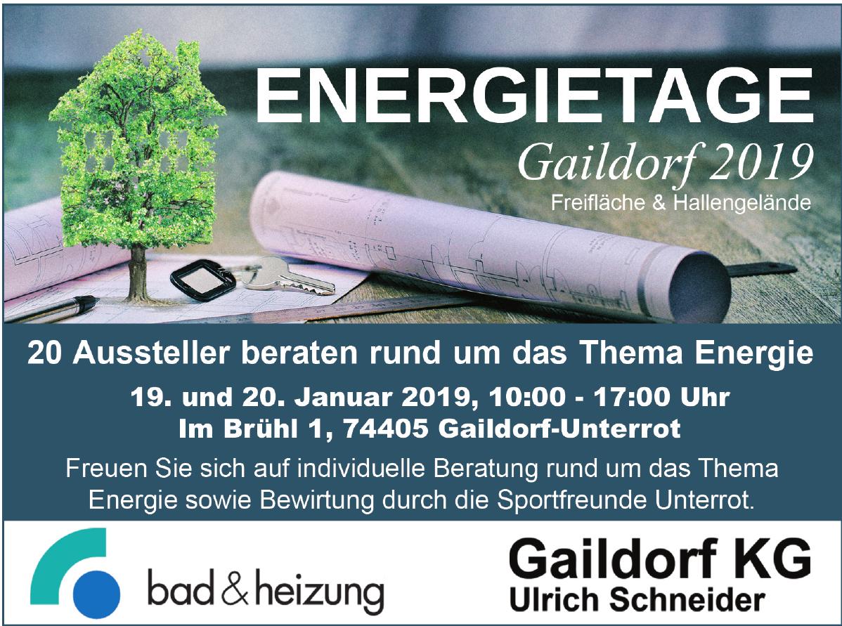Gaildorf KG