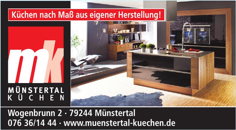 Münstertal Küchen
