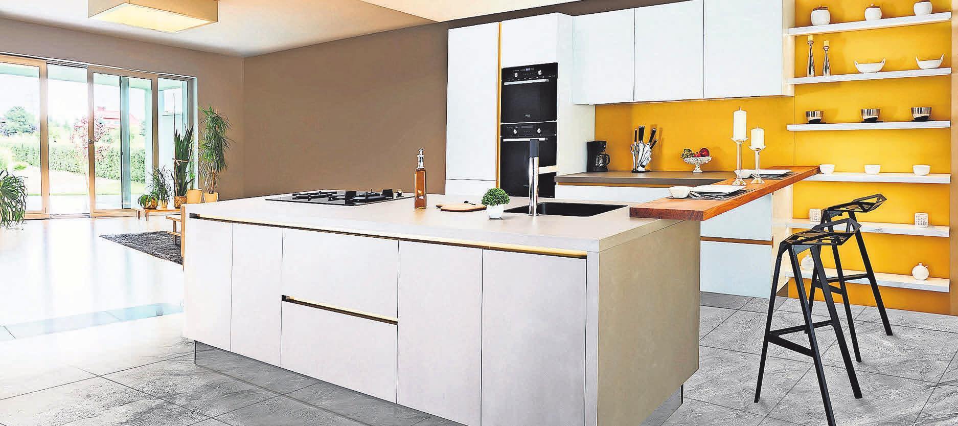 Eine ergonomische Küche überzeugt mit vielen variablen Möglichkeiten. Foto: Pexels.com