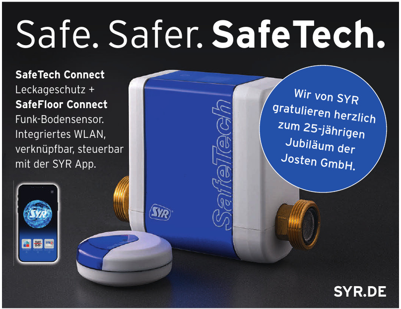 SYR SafeTech Connect