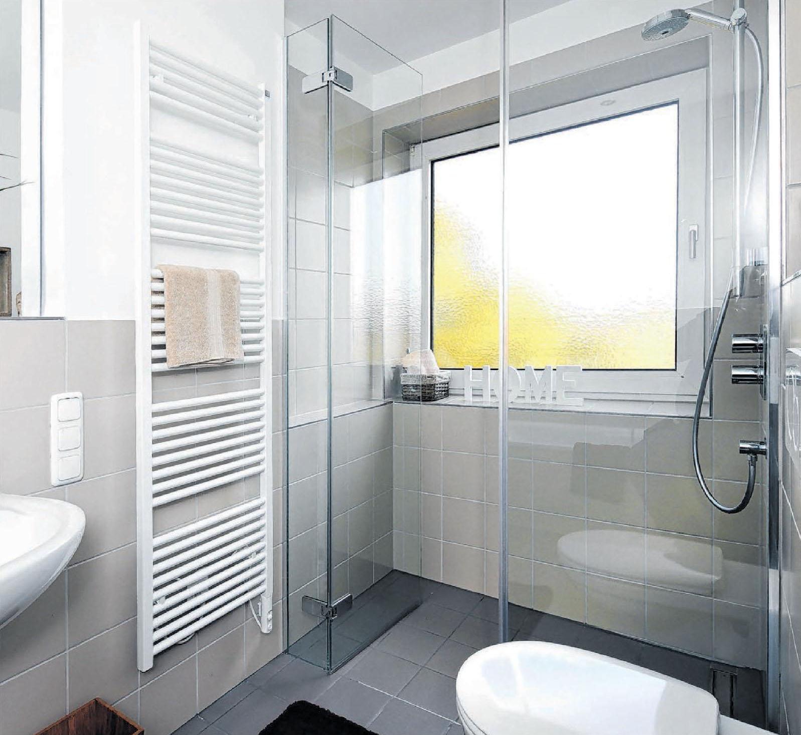 Ein barrierefreies Badezimmer ist sinnvoll – spätestens im Alter. Foto: Jörg Lantelme/Fotolia