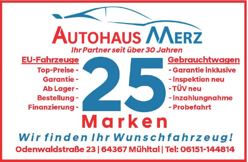 Autohaus Merz
