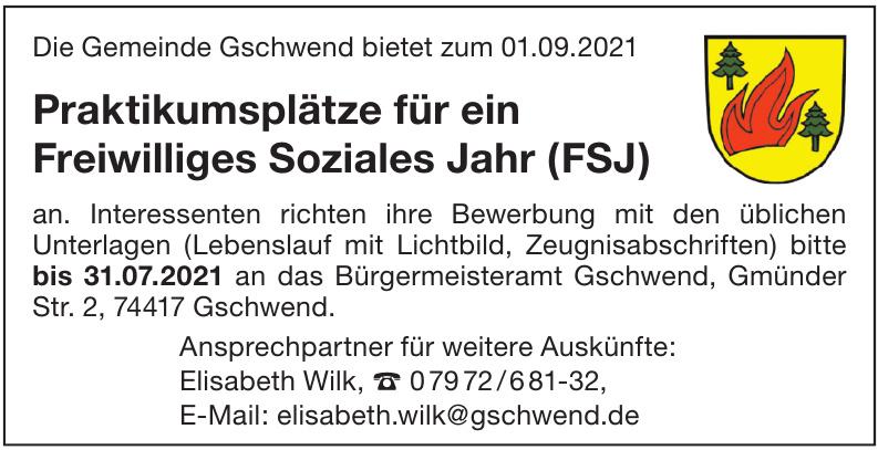 Elisabeth Wilk Gschwend