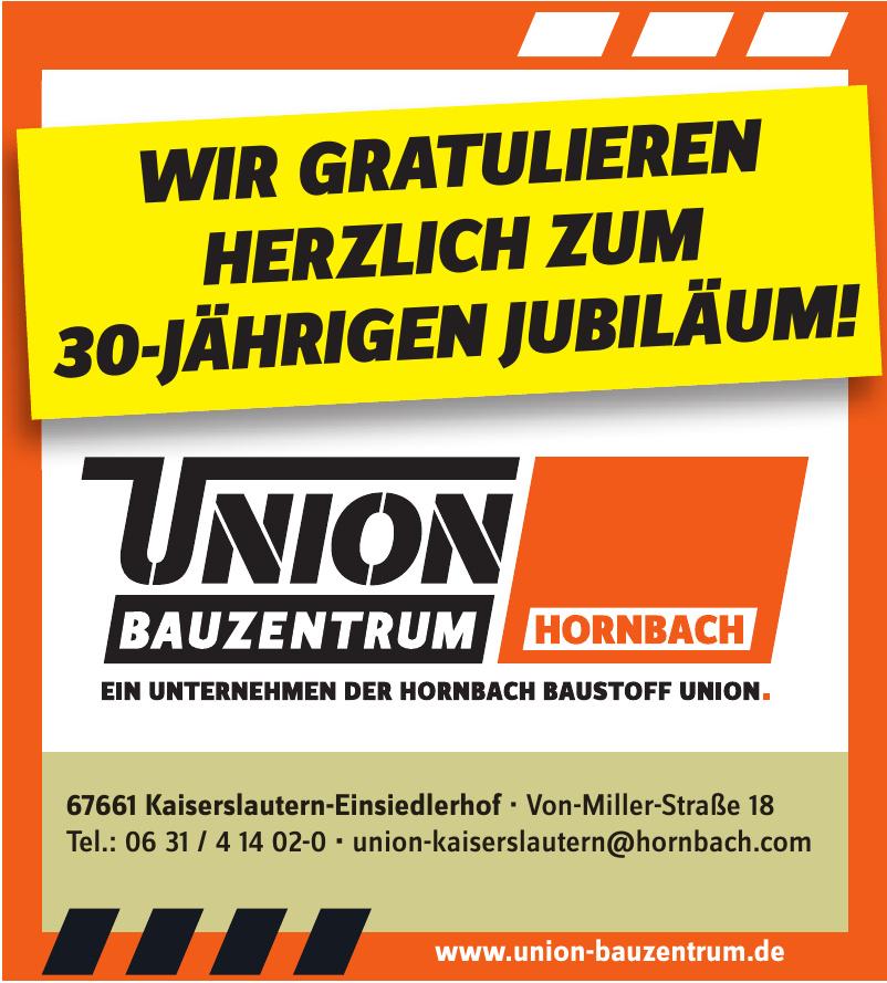 Union Bauzentrum