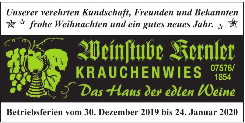Weinstube Kernler