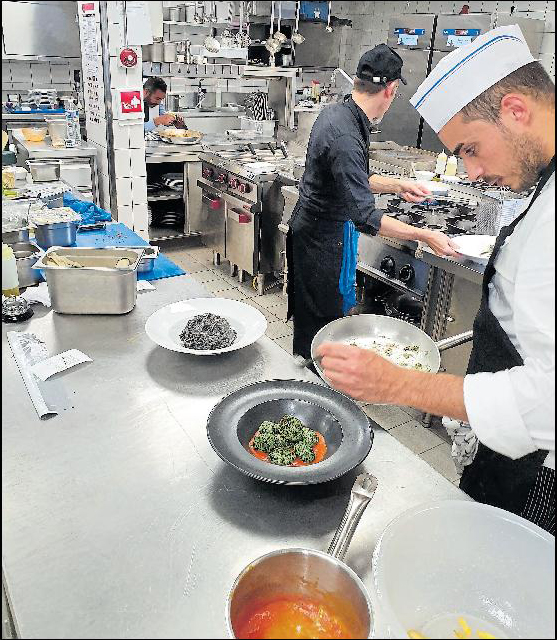 rencontre culinaire
