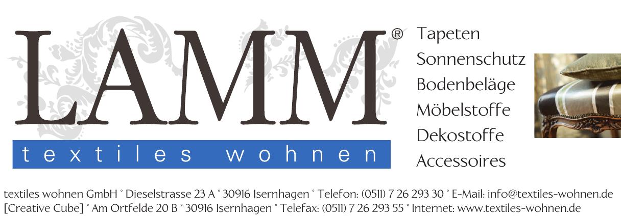 Lamm Textilles - Wohnen