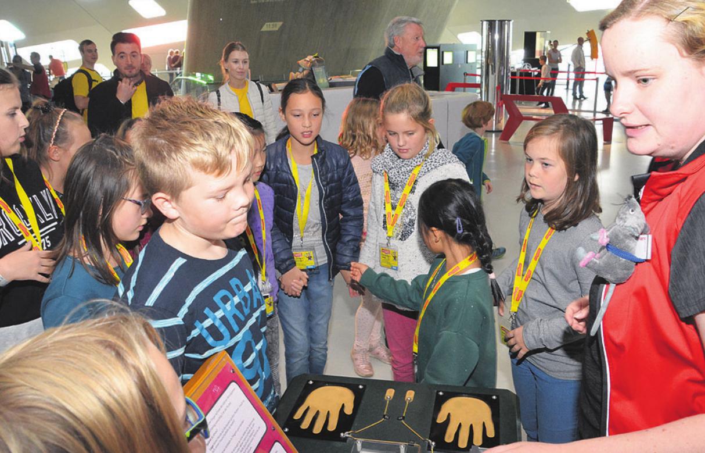 2018 war das Phaeno ein Veranstaltungsort für die Kids-Academy. Archivfoto: ph