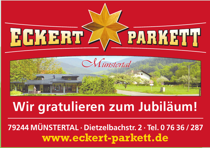 Eckert Parkett Münstertal