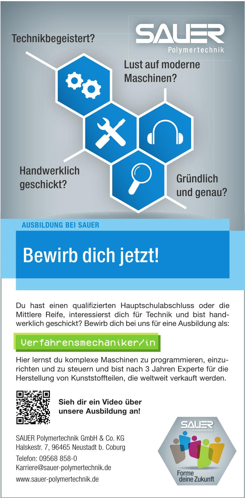 SAUER Polymertechnik GmbH & Co. KG