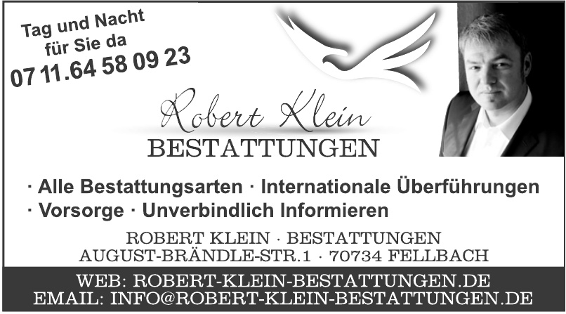 Robert Klein Bestattungen