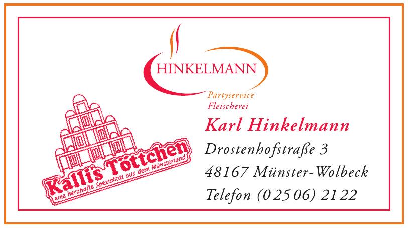 Karl Hinkelmann