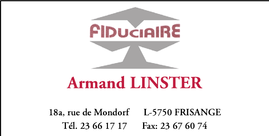 Armand Linster - Fiduciaire