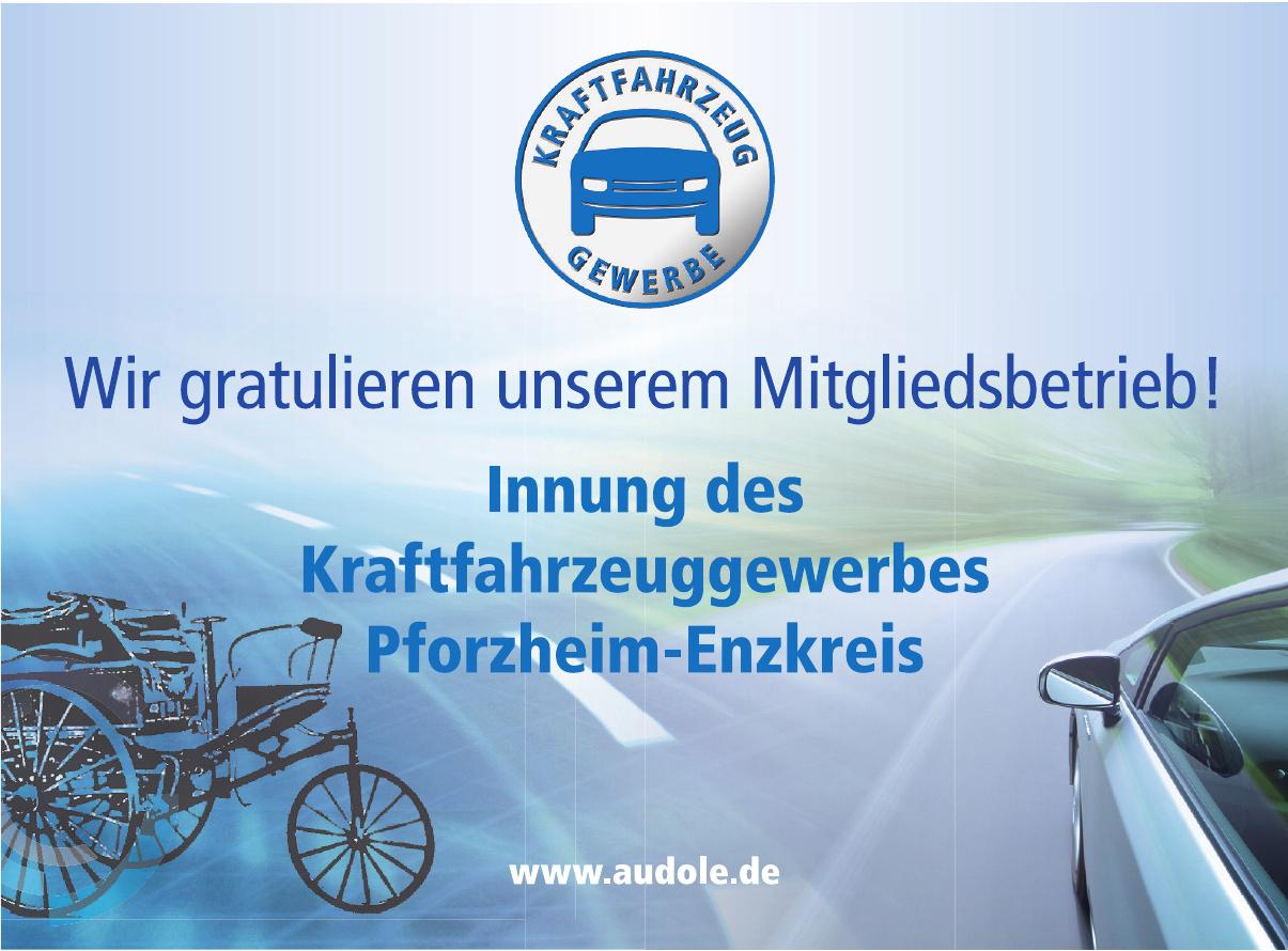 Innung des Kraftfahrzeuggewerbes Pforzheim-Enzkreis