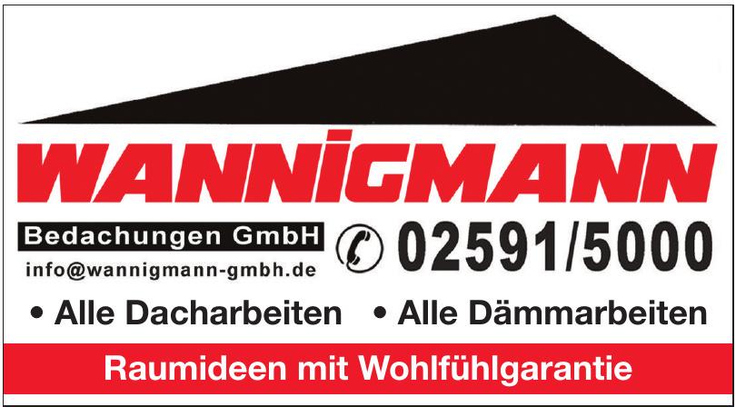 Wannigmann Bedachungen